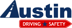 Austin Driving Safety logo